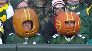 Green Bay Packers Pumpkin by Packers Pumpkinheads Put Cheese Out Of Style Sbnation Com