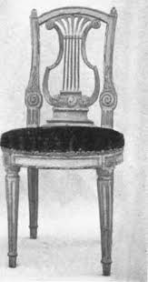 Lyre Back Chairs History by Seats Part 6