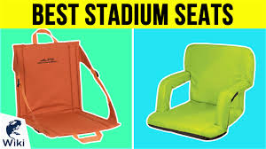 Top 10 Stadium Seats Of 2019 | Video Review Recling Stadium Seat Portable Strong Padded Hitorhike For Bleachers Or Benches Chair With Cushion Back And Armrest Support Pnic Time Oniva Navy Recreation Recliner Fayetteville Multiuse Adjustable Rio Bleacher Boss Pal Green Folding Armrests 7 Best Seats With Arms 2017 The 5 Ranked Product Reviews Sportneer Chairs 1 Pack Black Wide 6 Positions Carry Straps By Hecomplete Khomo Gear And Bench Soft Sided