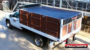 Tarp Systems Gallery: Truck And Trailer Tarps - Pulltarps Welcome To Loadhandlercom Truckhugger Automatic Truck Tarp Systems No Swimming Why Turning Your Truck Bed Into A Pool Is Terrible Mesh Cargo Heavyduty Adjustable Certified Covers Tarps Truckpartsmatchcom Cablck Hand Crank Roller Kit 7 6 Wide Paris Supply China Pvc Coated Tarpaulin For Dump 650gsm Photos Best Tie Downs Secure Your Pickup Trucks Bed Cover 69 Full Tilt 91 Homemade