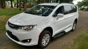 Used Wheelchair Van For Sale 2017 Chrysler Pacifica Touring L Accessible