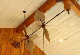 Belt Driven Ceiling Fan Kit by Belt Driven Ceiling Fans For Homes Belt Driven Ceiling Fans