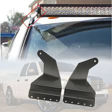 52 Inch Straight Light Bar Mount For Dodge Ram