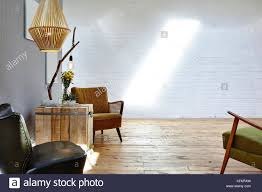 100 Urban Loft Interior Design Vintage Anteroom In Urban Loft Modern Interior Design Stock Photo