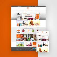 Eighty3 Design Web Design ECommerce Branding West Midlands UK