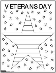 Kids Coloring Pages Veterans Dayprintablecoloring
