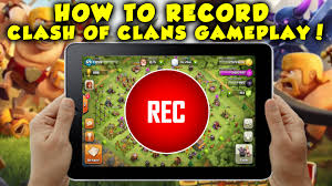 How to Record Clash Clans Gameplay No Jailbreak Free Screen