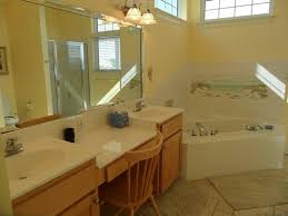 Small Bathroom Vanities With Makeup Area by Bathroom Get The Choice Of Bathroom Vanity With Makeup Table