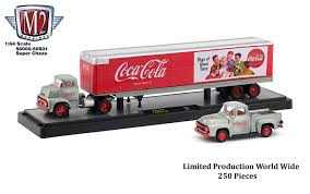 Auto Haulers Coca-Cola 3 Trucks Set 1//64 Diecast Models By M2 ... 2015 Hot Wheels Monster Jam Bkt 164 Diecast Review Youtube Intended European Trucksdhs Colctables Inc Sd Trucks Greenlight Colctibles Loblaws Die Cast Tractor Trailer Complete Set Of 5 Bnib Model Trucks Diecast Tufftrucks Australia Home Bargains Suphauler Model Car Colctable Kids Highway Replicas Livestock Mack Road Train Blue White 1953 Studebaker 2r Truck Orange Castline M2 1122834 Scale Chevy Boss Company Dcp 33797c O Pete Peterbilt 389 Semi Cab 1 64 Of 9 Greenlight Toy For Sale Ebay Saico Ty3126 Volvo Fh12 Curtainside Eddie Stobart