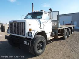 1979 GMC Brigadier Flatbed Truck | Item DV9517 | SOLD! Decem... Trucks For Sales Sale Williston Nd Rdo Truck Centers Co Repair Shop Fargo North Dakota 21 Toyota Tundra Tacoma Nd Dealer Corwin New 2016 Ram 3500 Inventory Near Medium Duty Services In Minot Ryan Gmc Used Vehicles Between 1001 And 100 For All 1999 Intertional 9200 Dump Truck Item J1654 Sold Sept Trailer Service Also Serving Minnesota Section 6 Gas Stations Studies A 1953 F 800series 62nd Anniversary Issued Ford Dump 1979 Brigadier Flatbed Dv9517 Decem Details Wallwork Center