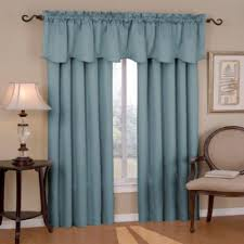 Bed Bath And Beyond Curtains And Drapes by Insola Carmen Rod Pocket Blackout Window Curtain Panels
