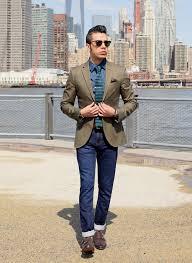 how to wear a dark green blazer with blue jeans men u0027s fashion