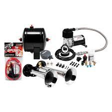 100 Air Horn Kits For Trucks Kleinn HK1 ProBlaster Dual Chrome Kit