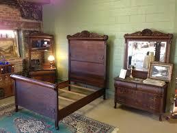 continental furniture tiger oak lodestone art antiques