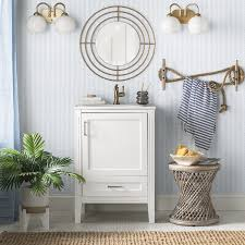 Bathroom Fixtures | Joss & Main Bathroom Fniture Find Great Deals Shopping At Overstock Pin By Danielle Shay On Decorating Ideas In 2019 Cottage Style 6 Tips For Mixing Wood Tones A Room Queensley Upholstered Antique Ivory Vanity Chair Modern And Home Decor Cb2 Sweetest Vintage Black Metal Planter Eclectic Modern Farmhouse With Unexpected Pops Of Color New York Mirrors Mcgee Co Parisi Bathware Doorware This Will Melt Your Heart Decor Amazoncom Rustic Bath Rug Set Tea Time Theme Chairs Plum Bathrooms Made Relaxing