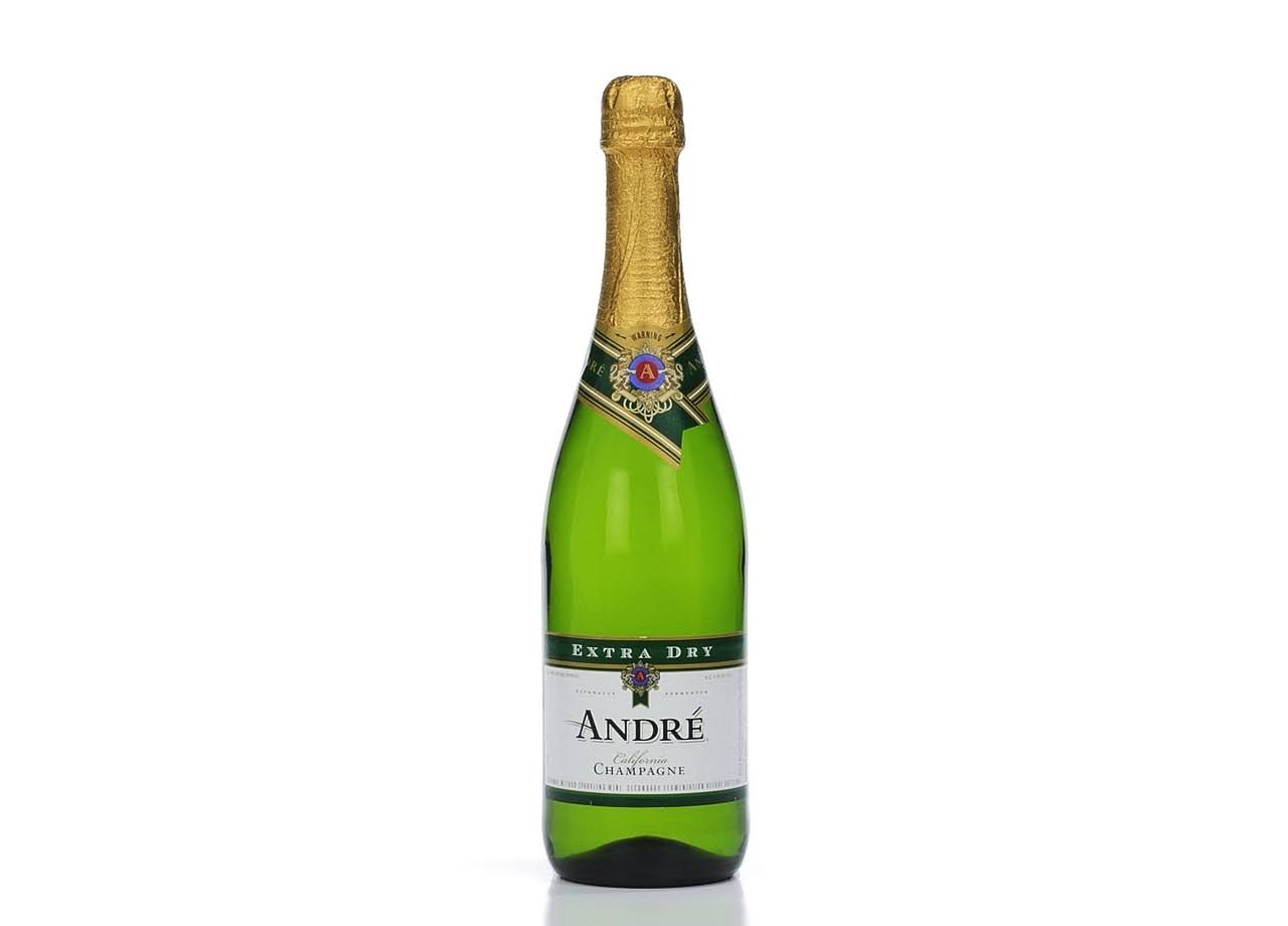 Andre Extra Dry Champagne - California, USA