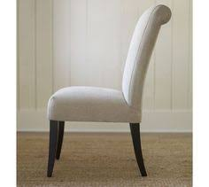 Pottery Barn Aaron Chair Espresso by Http Www Potterybarn Com Products Thayer Arm Dining Chair Pkey