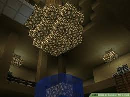 Minecraft Ceiling Image Titled Build On Step 6 Light Head How To Make