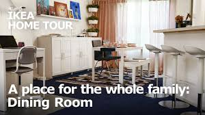 An Inviting Dining Room Makeover - IKEA Home Tour (Episode 409) Ikea Norberg Mounted Folding Ding Table Desk White Land A Hideaway Ding Table Using Ikea Mirror Hackers Fniture Fturesavsmallding Together With Elegant Wall On Extraordinary Trend Decoration Chair Ikea Room Insidtiesorg Space Saving From Tiny House Fniture Wallmounted Dropleaf Saver Kitchen Home Tables Chairs New To The Cool Foldable Every Small Needs Wallmounted Dropleaf Norberg White