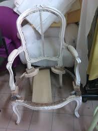 relooking fauteuil louis xv fauteuil louis xv et salon louis xvi avant après cottage et
