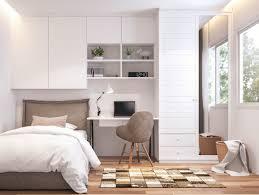 planungstipps für kleine schlafzimmer schrankwerk