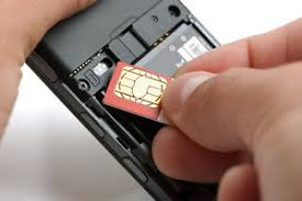 Removing and Replacing a SIM Card Safely