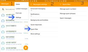 How To Block Text Messages iPhone And Android Windowslovers