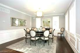 Dining Room Wainscoting Ideas Traditional Examples Of
