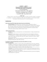 Funny Resume Examples Job Resumes Best Of Awesome Collection Electronic Technician Drafter