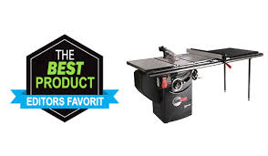 the best cabinet table saw reviews grizzly sawstop powermatic and s