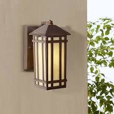 j du j mission 10 1 2 high outdoor wall light 20172
