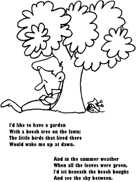 Arbor Day Coloring Pages Printable