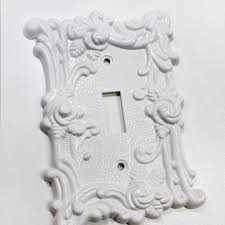 decorative switch wall plates for exemplary best shabby chic light