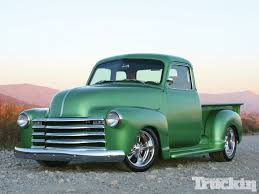 100 1947 Chevrolet Truck Chevy GMC Pickup Brothers Classic Parts