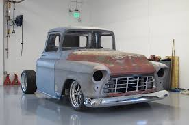 A Fresh Front For Our 1956 Chevrolet Pickup Hot Rod Network Designs ... Billet Front End Dress Up Kit With 165mm Rectangular Headlights Revamping A 1985 C10 Silverado Interior Lmc Truck Hot Rod Network Chevy Lmc S10 And Van 87 Stacey Davids Gearz 6772 Parts On Twitter Daniel B Bought His 1995 James Jennings 65 Like A Rock Chevygmc Trucks How To Upgrade The Audio System In Classic Kevin Tetz Chrome Rear Bumpers To Update Your Youtube 1997 C3500 Upgrades Truckin Magazine Ready Aim Name 1972 Chevrolet K10 Naming Contest