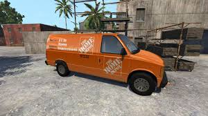 100 Truck Rentals Home Depot WIP Beta Released Gavril H15 Skin BeamNG