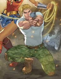 Steve Trevor Wonder Woman Vol 5 14