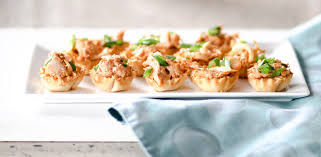 m fr canapes spicy chicken canapés diverse dinners