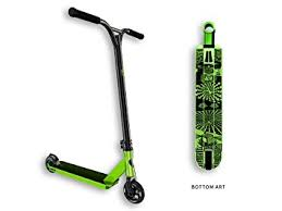Lucky PROSPECT Complete Pro Stunt Scooter Halo Green