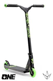 Envy One Scooter Green
