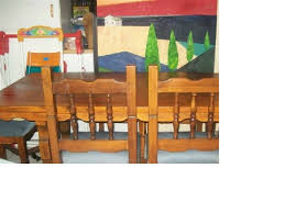 Western Cape For Sale Dining Room Table And 6 Chairs