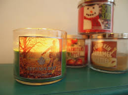 Bath And Body Works Pumpkin Apple by October 2013 Plastic Bows