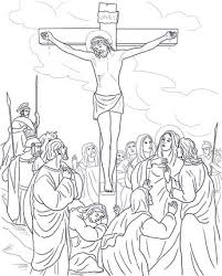 Crucified Christa Embodies Female Christ