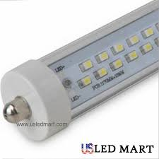 8ft led light bulb with 44w t8 g13 6500k equavelent to 80w