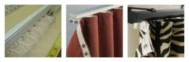 Blackout Curtains For Traverse Rods by How To Hang Curtains On Traverse Rod Eyelet Curtain Curtain Ideas