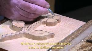 ct5 relief wood carving project from henry taylor tools youtube