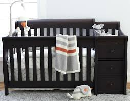 Graco Lauren Espresso Dresser by Sorelle Princeton Elite 4 In 1 Convertible Crib And Changer
