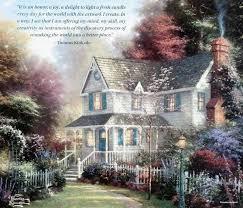 Thomas Kinkade Christmas Tree Cottage by Prints To Go Thomas Kinkade Page 1cottage Collection
