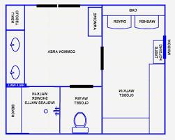 Bathroom Floor Plans Images by Bathroom Floor Plans With Tub And Shower New Bathroom Floor Plan