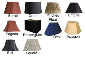 Threaded Uno Fitter Lamp Shade by Uno Fitter Lamp Shade Part 6 Different Lamp Shade Shapes 21373